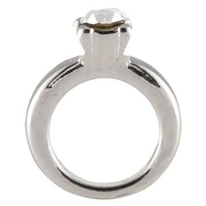 Picture of Silver Wedding Ring Charm